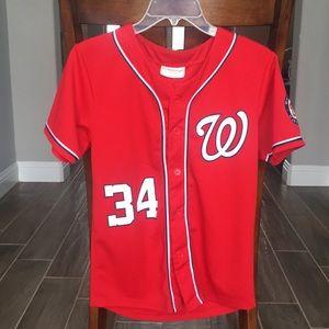 Other - Kids Harper/Nats Baseball Jersey